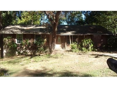 3 Bed 1 Bath Foreclosure Property in Jonesboro, GA 30238 - Stonewall Jackson Dr
