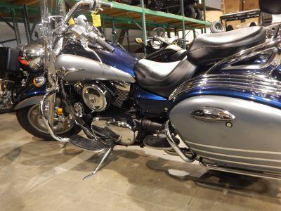 2008 Kawasaki Vulcan 1600 Nomad Cruiser Motorcycles Concord, NH