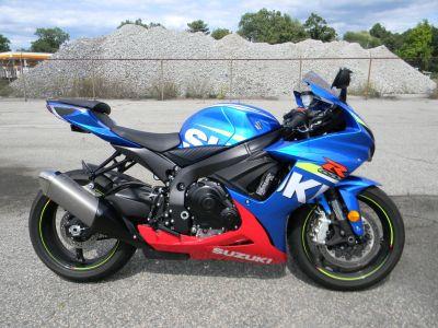 2016 Suzuki GSX-R600 SuperSport Motorcycles Springfield, MA