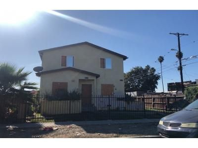 10 Bed 6 Bath Preforeclosure Property in Los Angeles, CA 90001 - - 614 East 80th Street