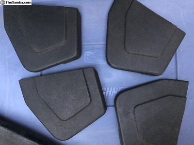Vanagon seat hinge covers