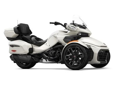 2018 Can-Am Spyder F3 Limited 3 Wheel Motorcycle Springfield, MO