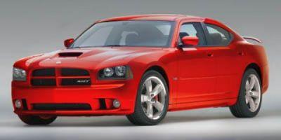 2007 Dodge Charger SRT-8 (Red)