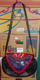 """Came from Mexico 14"""" W X 9"""" L not including shoulder strap"""