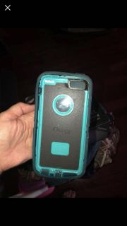 iPhone 6s or compatible size otter box defender case