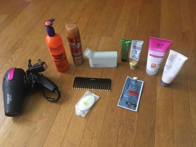 Free partially used products