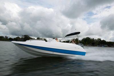 2018 Hurricane SS 202 OB Deck Boats Lewisville, TX