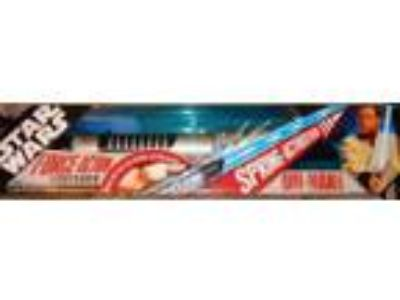 Star Wars Force Action Lightsaber, new in box - Price: quot;obo