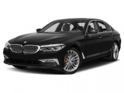 2019 BMW 5-Series 540i xDrive (White)