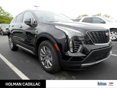 2019 Cadillac XT4 AWD Premium Luxury (Stellar Black Metallic)