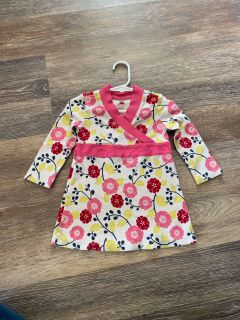 Tea Collection-Red label size 18-24 months