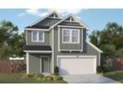 The Meridian by Gray Point Homes: Plan to be Built