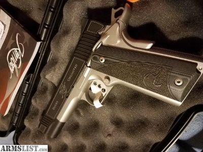 For Sale: Kimber 1911 custom II Ducks Unlimited