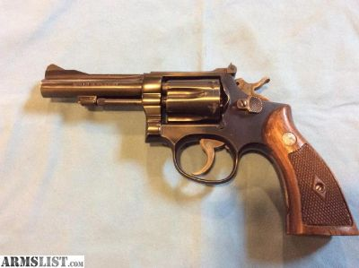 For Sale: Smith & Wesson K-38 .38Spl