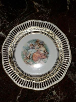 Winterling Germany 11.5 antique plate
