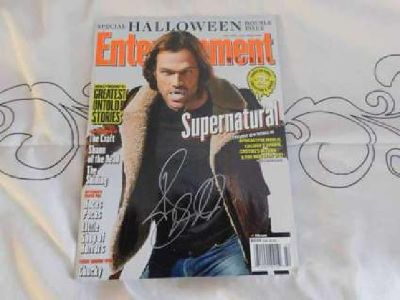 Autographed SUPERNATURAL Photos & Merchandise!!!! Prices Vary