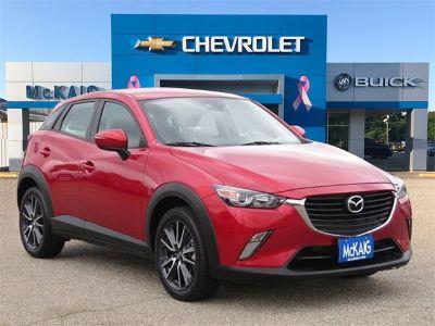 2018 Mazda CX-3 (red)
