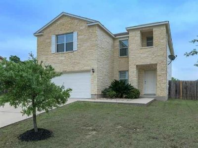 3525 Cisco TRL ROUND ROCK, Fantastic 2 story with 4 large