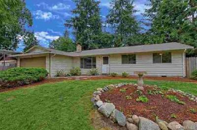 12306 32nd Ave SE Everett Three BR, Immaculate one story home on