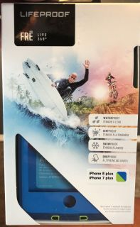 Brand New, Lifeproof case for iPhone 7 Plus or 8 plus.