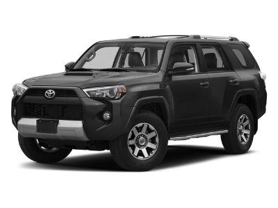 2018 Toyota 4Runner TRD Off Road Premium 4WD (Magnetic Gray Metallic)