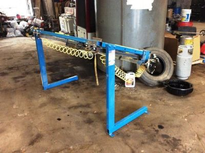 2014 JLT Cabinet Door Clamp Machine RTR#7084273-03