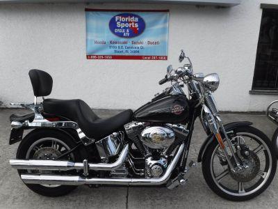 2005 Harley-Davidson FXSTS/FXSTSI Springer Softail Cruiser Motorcycles Stuart, FL