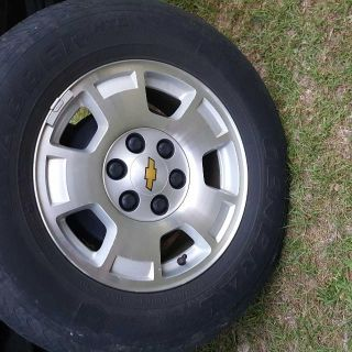 Looking for tires and rims