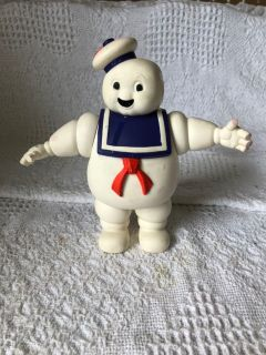 Pillsbury Doughboy. See all pics as has marks on it. 6.5x7