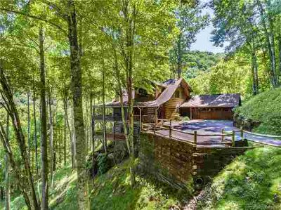 110 Dotsu Trail Maggie Valley Three BR, Wake up & walk out onto