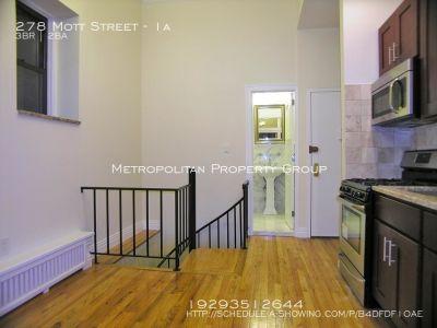 Nolita - 3 Bedroom , 1.5 bath , duplex unit