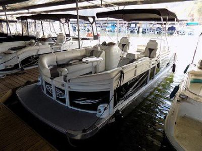 Bankruptcy Auction - 2013 Neptoon 23TT Sport Pontoon Boat