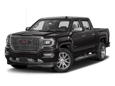 2018 GMC Sierra 1500 Denali (Black)