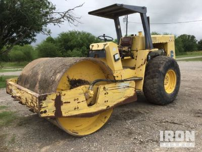 Bomag BW212D-2 Vibratory Single Drum Compactor