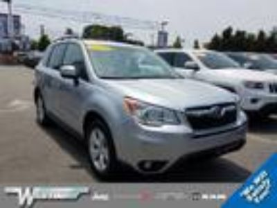 $19980.00 2016 SUBARU Forester with 39249 miles!