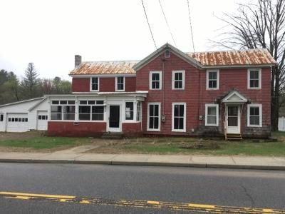 3 Bed 3 Bath Foreclosure Property in Corinth, NY 12822 - Hamilton Ave