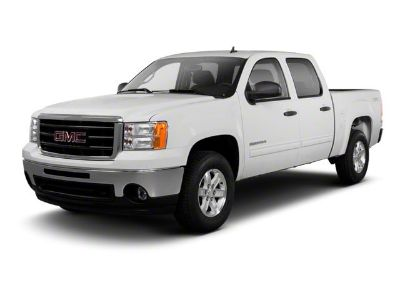 2012 GMC Sierra 1500 SLE (Fire Red)