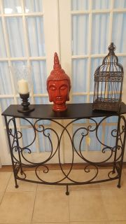 entry console table new tags