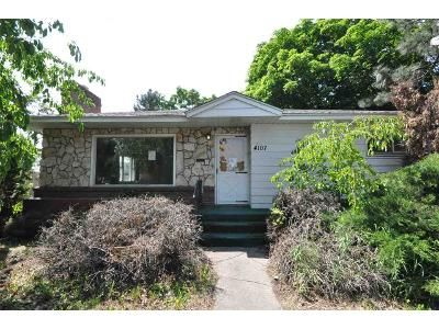 2 Bed 1 Bath Foreclosure Property in Spokane, WA 99205 - N Stevens St