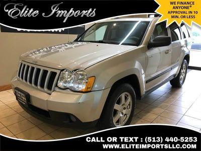 2008 Jeep Grand Cherokee Laredo (Tan)