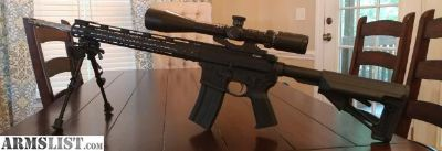 For Sale/Trade: 6.5 Grendel AR-15