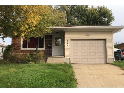 3 Bed 1 Bath Preforeclosure Property in Akron, OH 44312 - Fulmer Ave