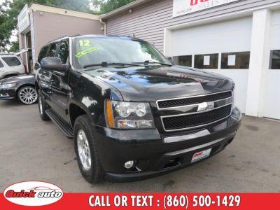 2012 Chevrolet Suburban LT 1500 (Black)