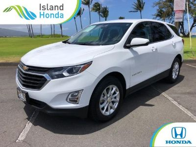 2018 Chevrolet Equinox (SUMMIT WHITE)