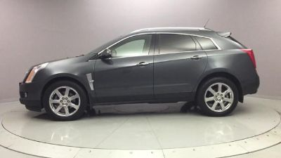 2010 Cadillac SRX Turbo Performance Collection (Gray Flannel)