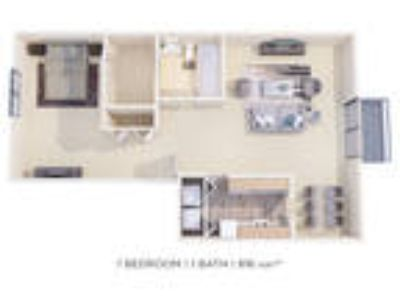 Sherwood Crossing Apartments & Townhomes - One BR One BA Grand