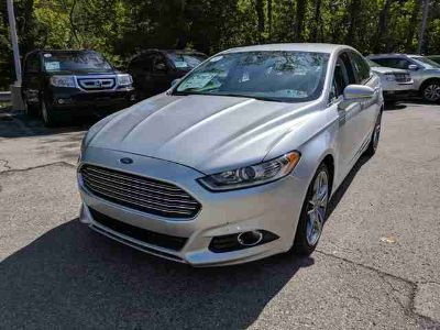 Used 2013 Ford Fusion 4dr Sdn FWD