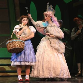 "(2/4) ""The Wizard of Oz"" Lower Level Tickets - Sat, Feb. 23 - Call Now!"