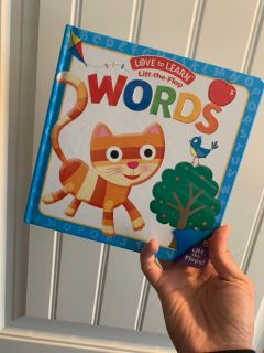 Pack of Hardcover Baby/Toddler Books