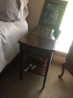 Antique Accent Tables